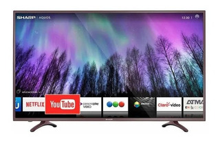 Smart Tv Sharp Aquos 50 4k Ultra Hd Sh5020 Netflix Youtube
