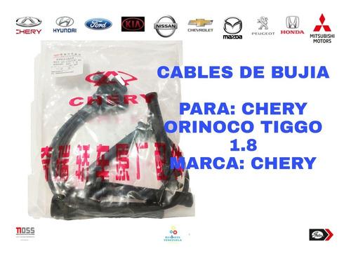 Cables De Bujía Chery Orinoco Tiggo 2.0
