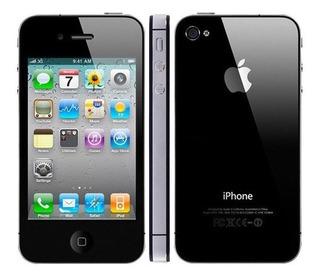 iPhone 4s 32 Gb Negro 8mp Chip A5 Wifi Libre Nuevo..!!