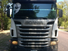 Camion Scania G 340 (2011)