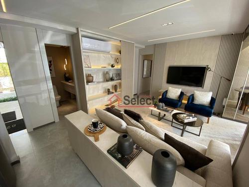 Apartamento Com 2 Dormitórios À Venda, 82 M² Por R$ 618.991,00 - Brás - São Paulo/sp - Ap1364