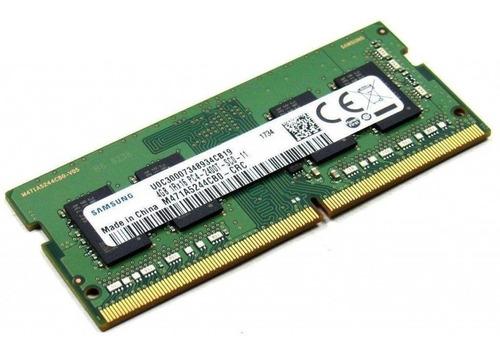 Memoria Ram Portatil 4gb  Ddr4 Pc4-2400t / 2133 Mhz Nueva