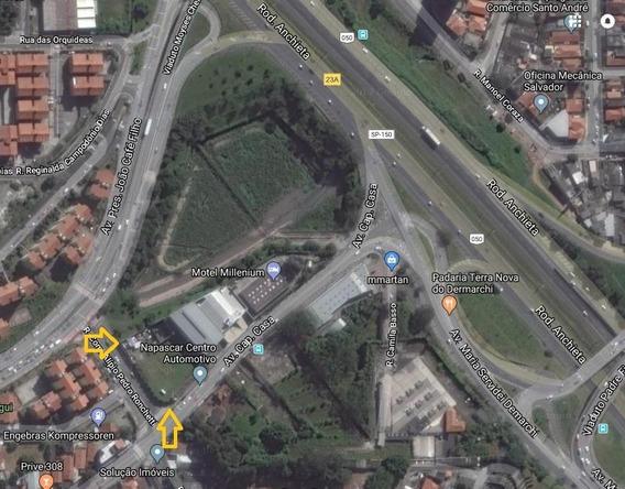 Terreno À Venda, , Dos Casa - São Bernardo Do Campo/sp - 262