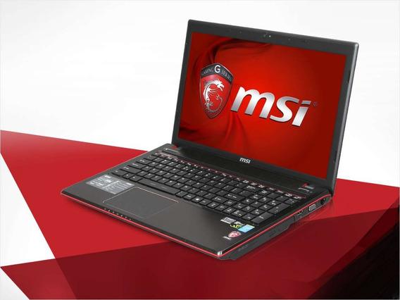 Msi Ge60 2oe-001 I7 4700mq 16gb Ram Gtx765m 15.6