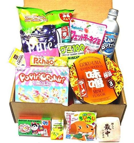 Boxkawaii Con Dulces Japonese,chino,coreanos/obsesionate