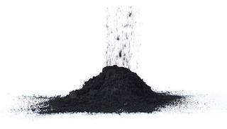 Carbon Activado En Polvo Fino 50grs