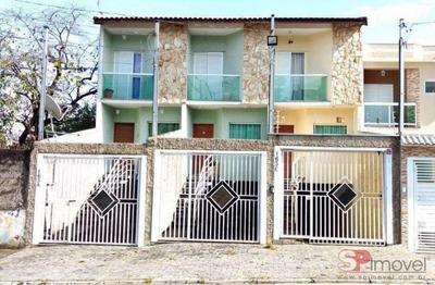 Sobrado Para Venda Em São Paulo, Jardim Nordeste, 3 Dormitórios, 1 Suíte, 2 Banheiros, 5 Vagas - 2499