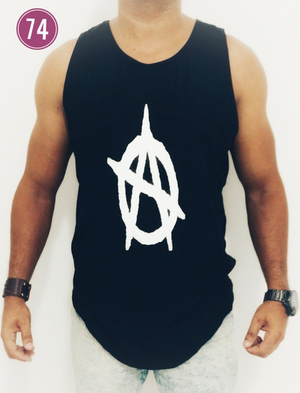 Kit 10 Camisetas Masculinas Blusa Alongada Fitness Long Line