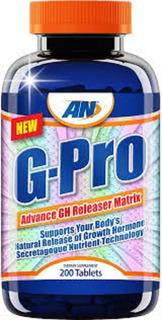 G-pro (200 Tabs) Arnold