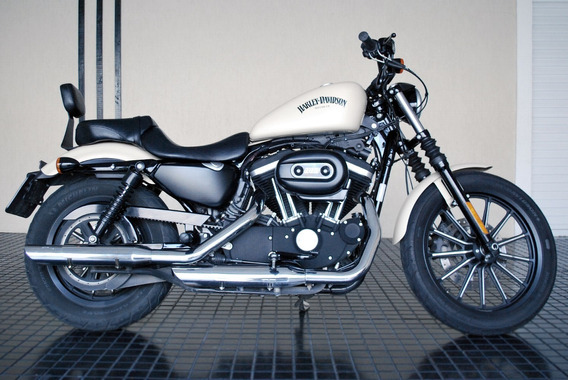 Harley Davidson - Sportster Xl 883 N Iron - 2015 Bege