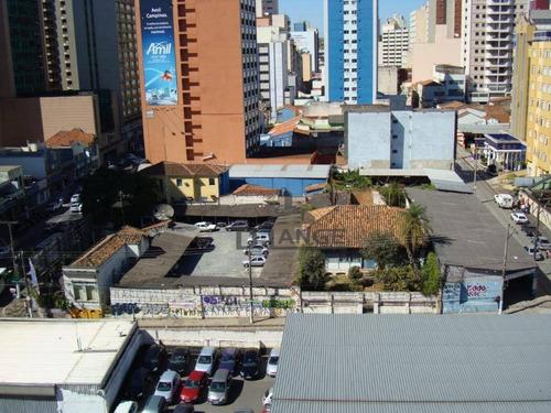 Terreno À Venda, 1791 M² Por R$ 13.990.000,00 - Centro - Campinas/sp - Te4392