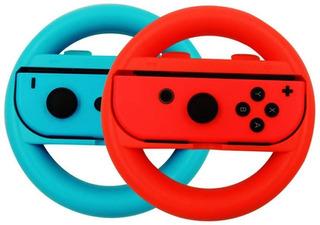 Nintendo Switch Steering Wheel Controller Juego De 2 Fundas