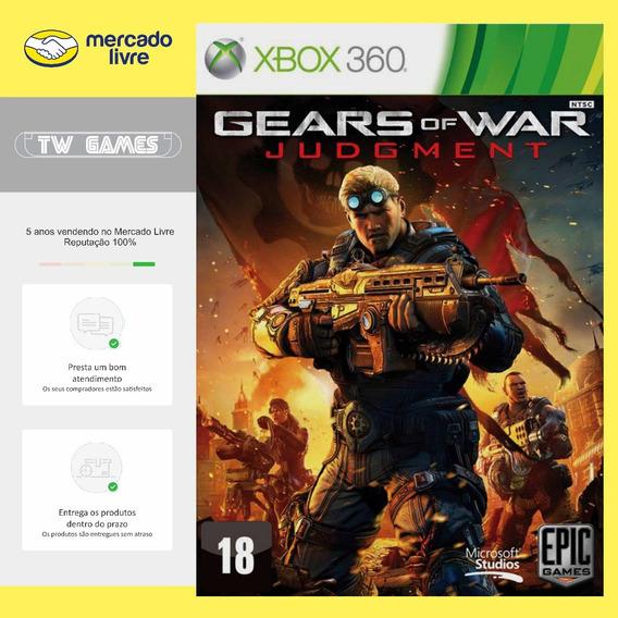 Gears Of War Judgment - Digital - Xbox 360 Xbox One