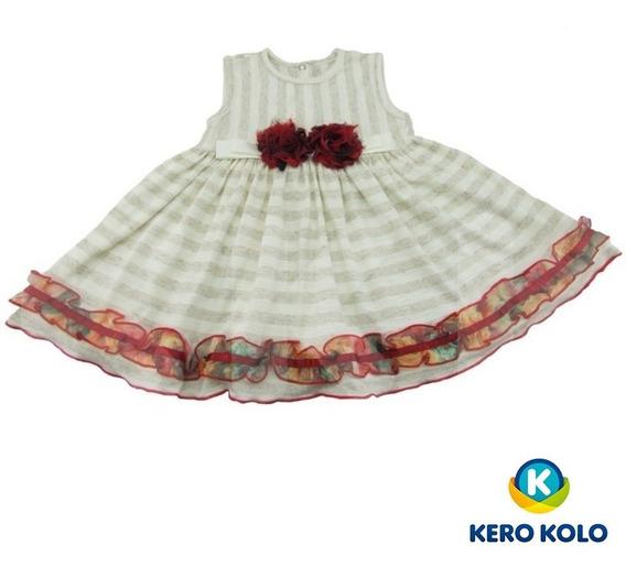 Vestido Kero Kollo Delicado Confortável Verdadeiro Charme