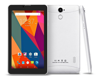 Tablet Celular Android 7 Pulg/ Quad-core / Doble Cámara