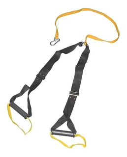 Bandas De Suspension Fitness Entrenamiento Crossfit