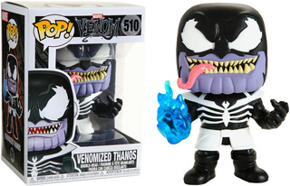 Funko Pop! Marvel #510 Venomized Thanos Nortoys