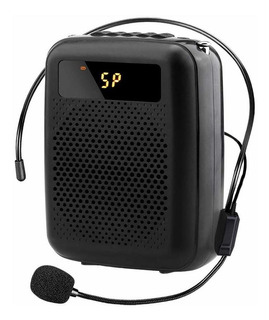 Aplificador Voice Amplifier Portable Fm Radio Wired