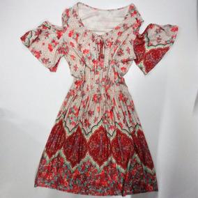 Vestidos Tamanhos Especiais Estampados E Lisos
