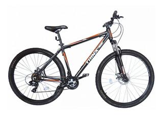Bicicleta Mtb 29 Trinx Sti 2.0 Freio A Disco Kit Shimano