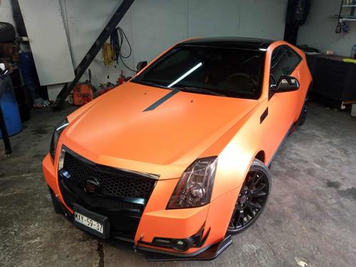 Imagen 1 de 11 de Cadillac Cts 2011 3.6 Paq C Coupe At