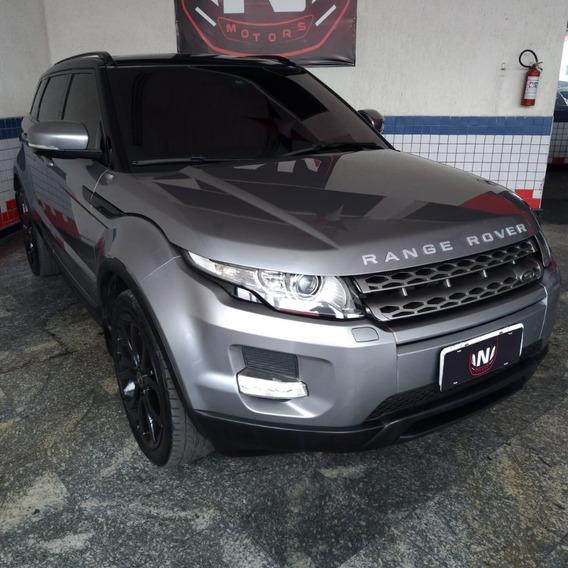 Land Rover Range Rover Evoque Pure 2013 2.0