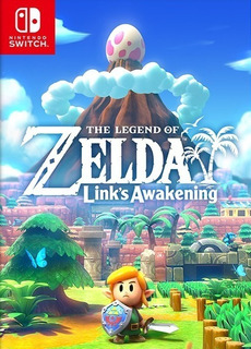The Legend Of Zelda Links Awakening/fisico Sellado