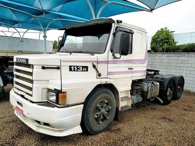 Scania T 113 6x2 - Impecável