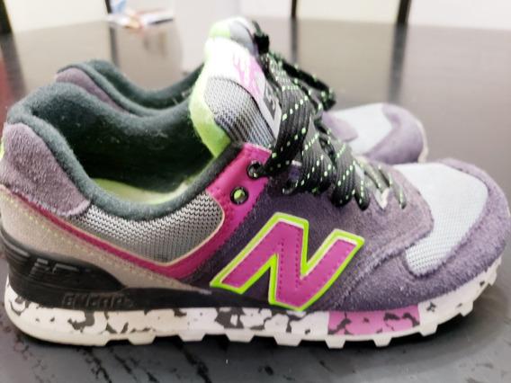 Zapatillas New Balance .modelo 574 N36