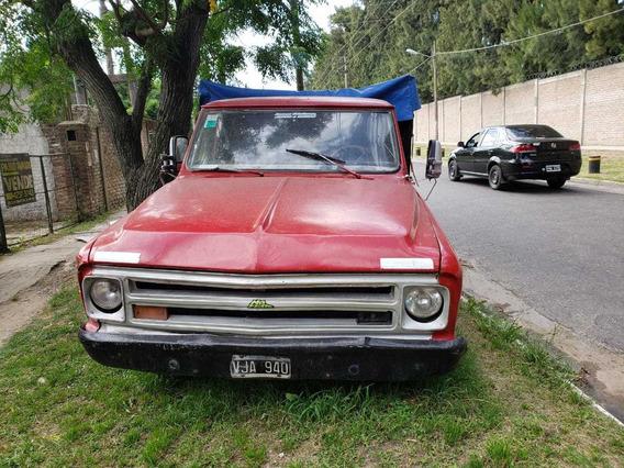 Camioneta Chevrolet C-10 Modelo 1966