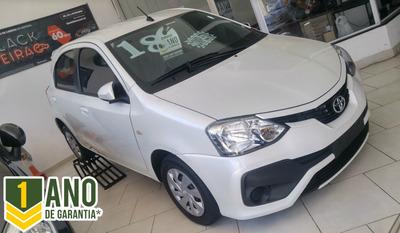 Toyota Etios 1.5 16v Xs 5p