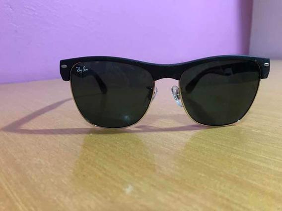 Vendo Óculos Ray-ban Usado Preto