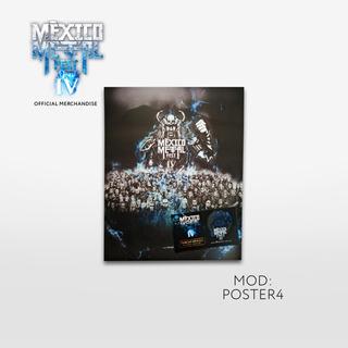 Poster & Parche - Metal 4