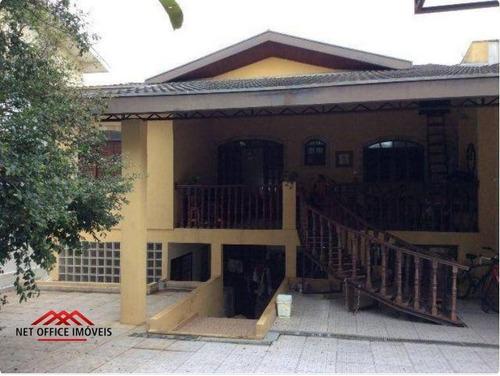 Imagem 1 de 18 de Casa Com 3 Dormitórios À Venda, 100 M² Por R$ 750.000,00 - Jardim Alvorada - São José Dos Campos/sp - Ca0139