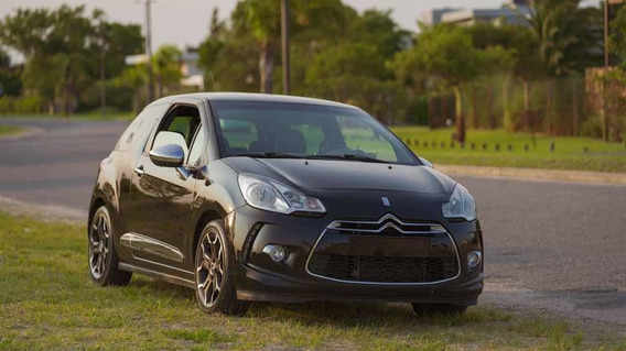 Citroën Ds3 2014 1.6 So Chic Vti C3 120cv