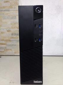 Micro Cpu Lenovo Dualcore 3.0ghz 4gb 500gb Lga 1150 Desktop
