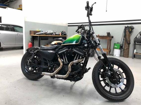 Escapamento Inox Harley Davidson