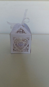 Caixinha De Embalagem P Presente Mod.slj 175246 Frete Grátis