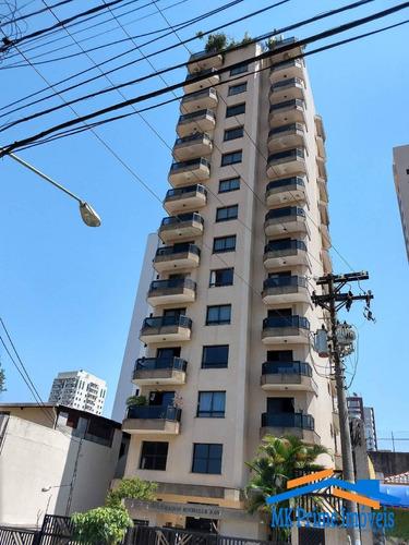 Imagem 1 de 15 de Apartamento 180m² Com 4 Dormitórios Sendo 3 Suítes No Ipiranga!! - 2183