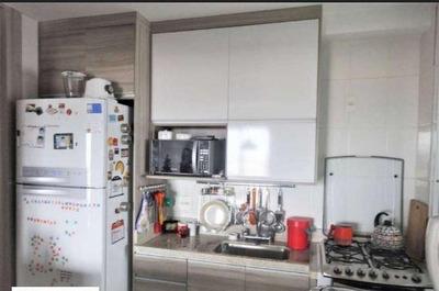 Apartamento Com 3 Dormitórios À Venda, 76 M² Por R$ 505.000 - Parque São Lucas - São Paulo/sp - Ap4548
