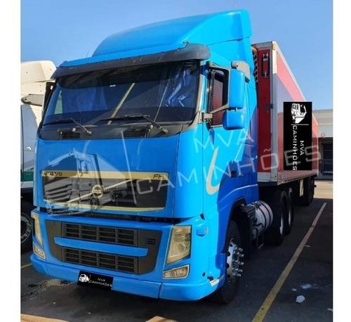 Imagem 1 de 13 de Caminhão Volvo Fh 460 - 6x2 T