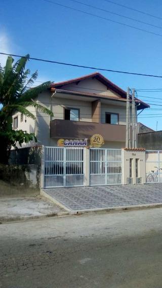 Casa Sobreposta Em Itanhaém Só R$ 155 Mil - Ref. 7955 E