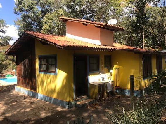Casa Em Condomínio Com 3 Quartos Para Comprar No Condomínio Águas Claras Em Brumadinho/mg - 643