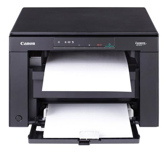 Impresora Canon Mf3010 Copiadora Laser Multifuncional