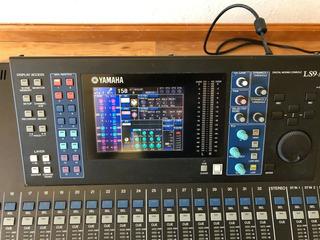 Yahama Ls9 32 Channel Digital Mixer