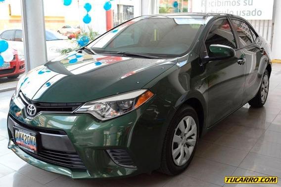 Toyota Corolla Le - Automático
