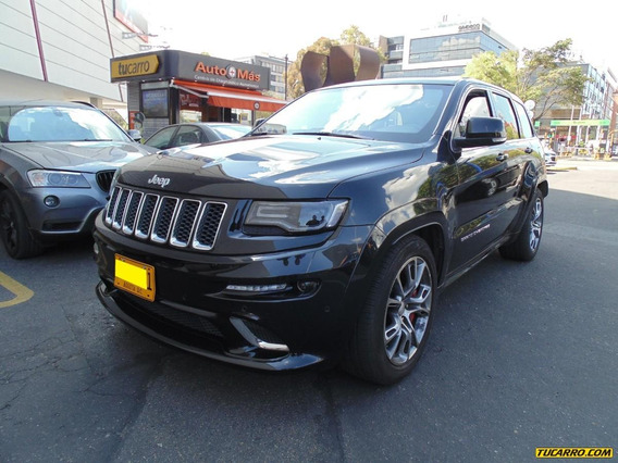 Jeep Grand Cherokee Srt 6.4 At 4x4