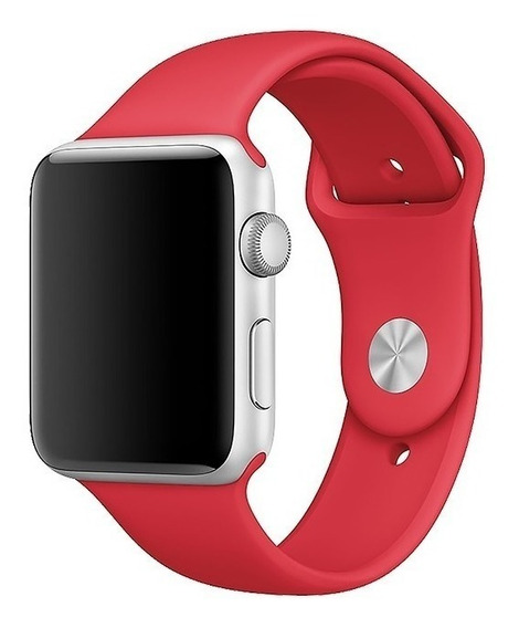 Pulseira Compativel Apple Sport Watch 38mm 40mm 42mm 44mm