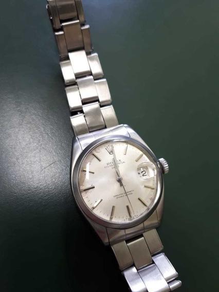 Relogio Rolex Autentico. Modelo: Date. Ano: 1962