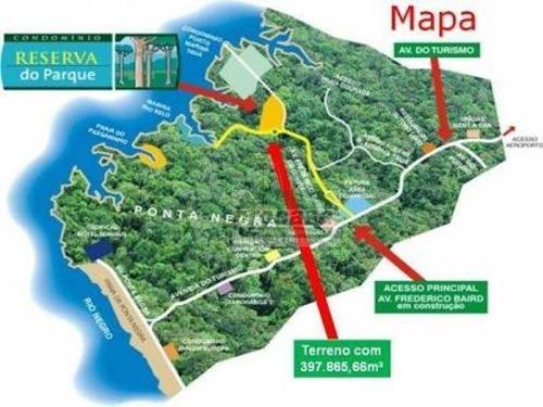 Terreno À Venda, 360 M² Por R$ 125.000,00 - Ponta Negra - Manaus/am - Te0597